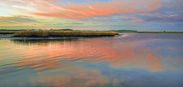 Photograph - Poquoson Marshland by Jerry Gammon