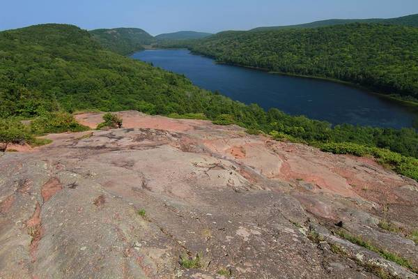 Photograph - Porcupine Mountains by Dan Sproul