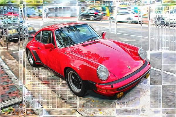 Photograph - Porsche Series 02 by Carlos Diaz