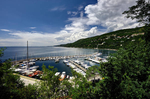 Photograph - Port Grignano by Ivan Slosar