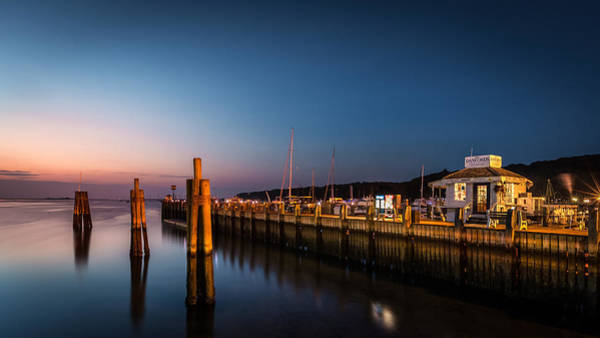 Photograph - Port Jefferson by Mihai Andritoiu