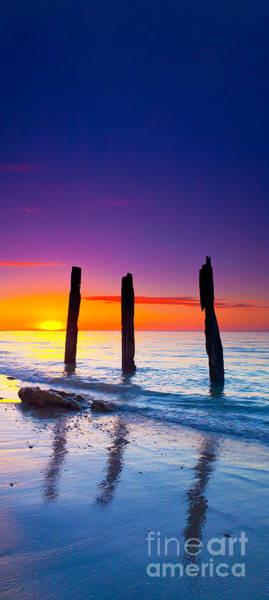 Wall Art - Photograph - Port Willunga Sunset by Bill  Robinson