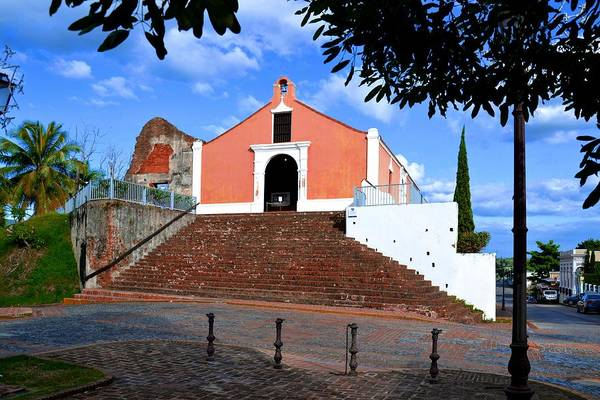 Photograph - Porta Coeli Church 3 by Ricardo J Ruiz de Porras