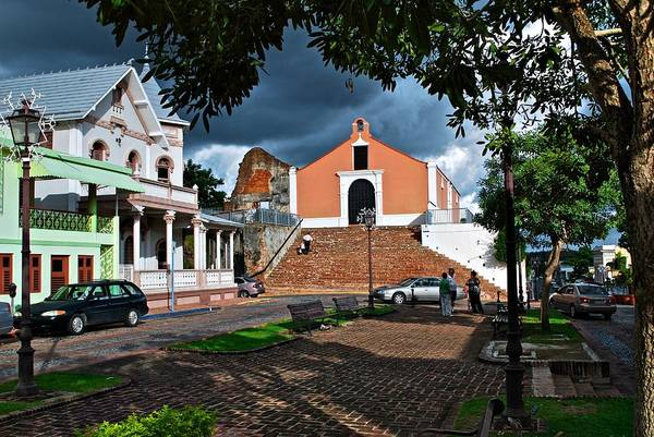 Photograph - Porta Coeli Church 4 by Ricardo J Ruiz de Porras