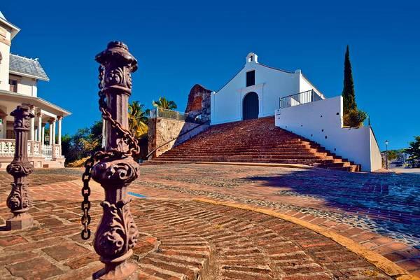 Photograph - Porta Coeli Church by Ricardo J Ruiz de Porras