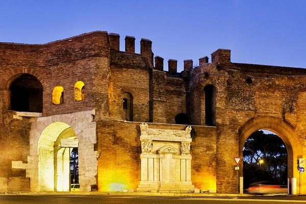 Photograph - Porta Pinciana by Fabrizio Troiani