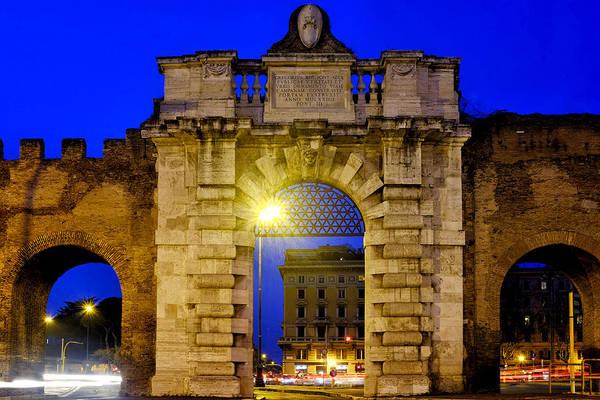 Photograph - Porta San Giovanni by Fabrizio Troiani
