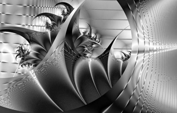 Elation Digital Art - Portal by Kenneth Keller