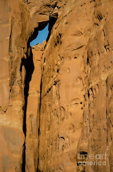 Photograph - Portal Through Stone by Jeffrey Kolker