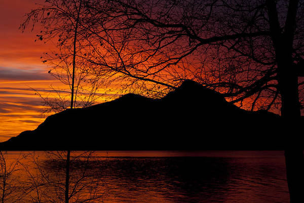 Wall Art - Photograph - Porteau Cove Sunset Revisited by Monte Arnold