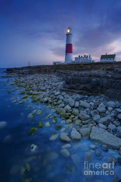 Wall Art - Photograph - Portland Bill Lighthouse by Brian Jannsen