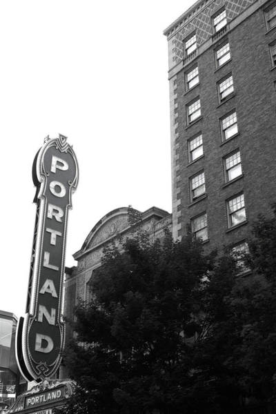 Photograph - Portlandia by Nancy Ingersoll