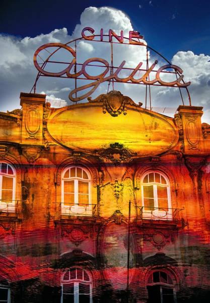 Photograph - Porto Cine Aquia by Skip Hunt