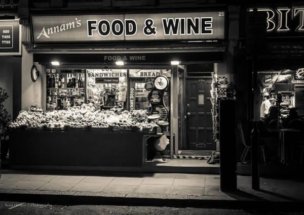 Photograph - Portobello Road Market by Ross Henton
