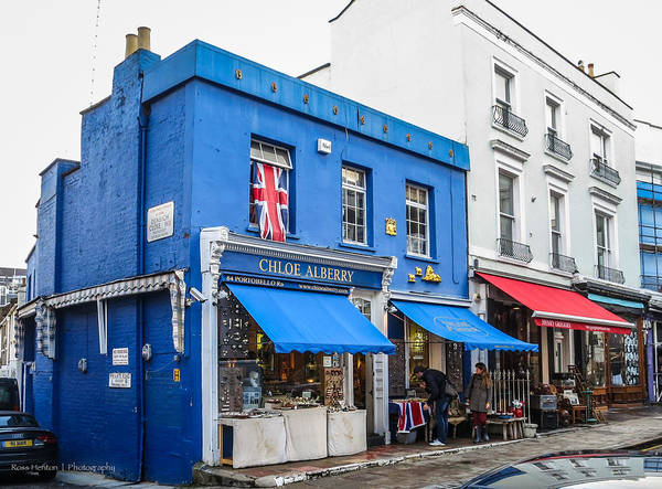 Photograph - Portobello Road by Ross Henton