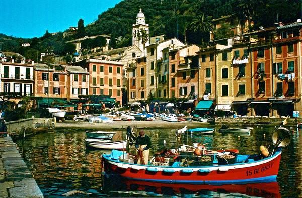 Photograph - Portofino 1999 by Ricardo J Ruiz de Porras