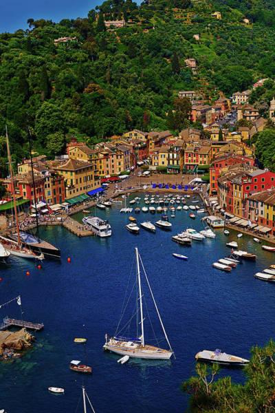 Portofino Photograph - Portofino by Roman Makhmutov