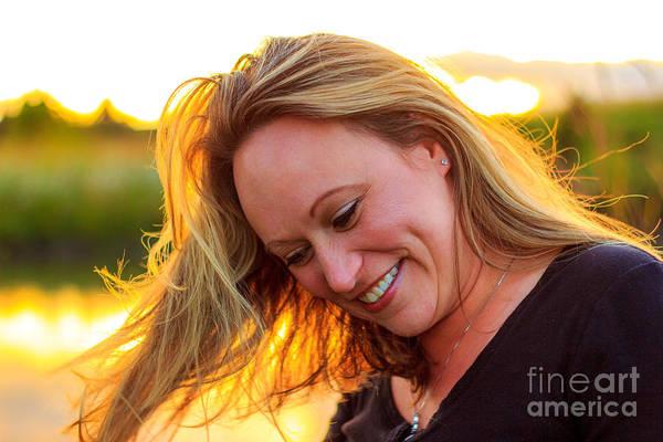 Photograph - Portrait 2 by Michael Cross