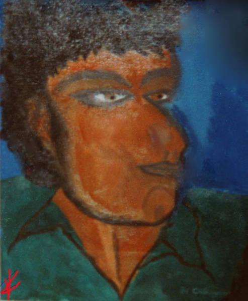 Painting - Portrait by Colette V Hera  Guggenheim