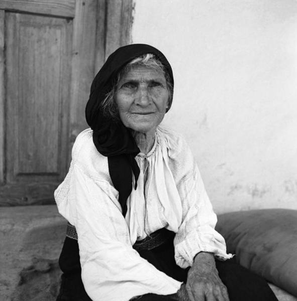 Photograph - Portrait In Vrancea Romania by Emanuel Tanjala