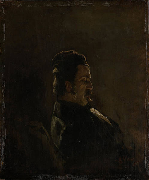 Wall Art - Painting - Portrait Of Pieter Frederik Van Os, Painter by Litz Collection