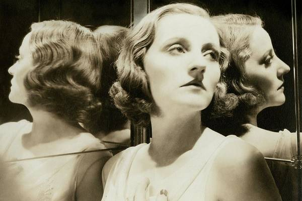 Photograph - Portrait Of Tallulah Bankhead by Cecil Beaton