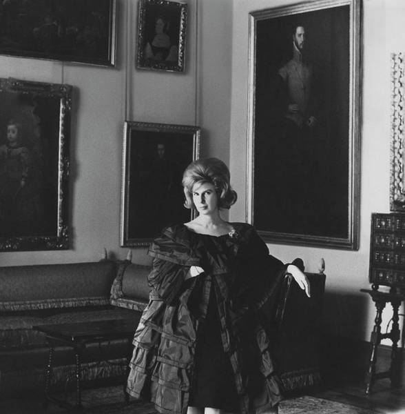 Iberian Peninsula Photograph - Portrait Of The Duchess Of Alba by Henry Clarke