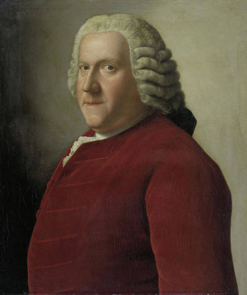 Jean Etienne Liotard Wall Art - Drawing - Portrait Of Willem Bentinck Van Rhoon 1704-74 by Litz Collection