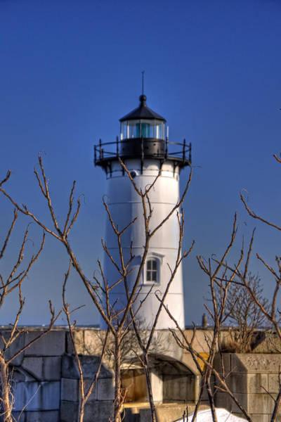 Photograph - Portsmouth Harbor Light 3 by Joann Vitali