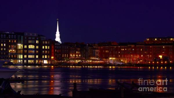 Photograph - Portsmouth New Hampshire. by New England Photography