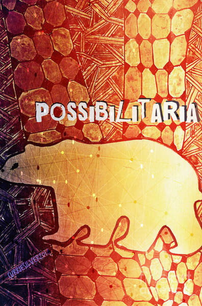 Digital Art - Possibilitaria by Currie Silver