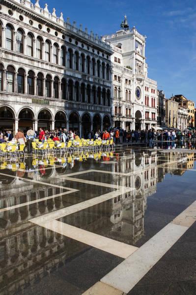 Photograph - Postcard From Venice by Georgia Mizuleva