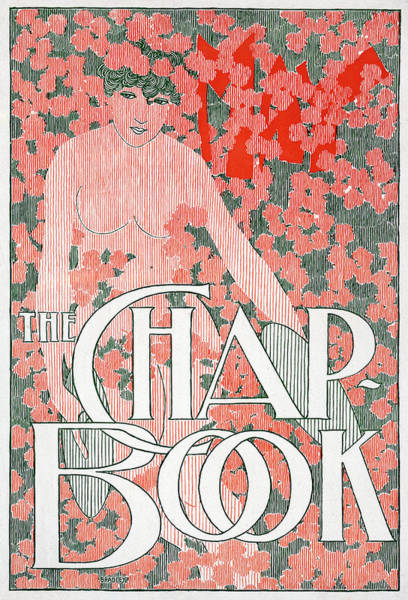 Wall Art - Painting - Poster Chap Book, 1895 by Granger