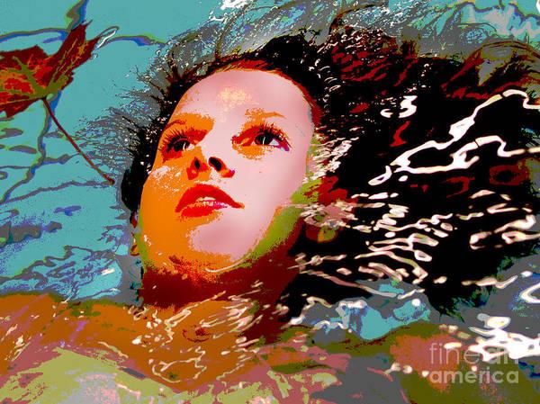Photograph - Poster Girl 4 by Randi Grace Nilsberg
