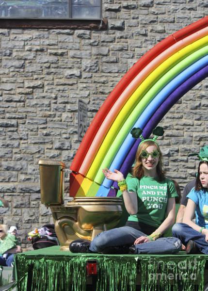 Saint Patricks Day Photograph - Pot Of Gold by Teresa Mucha
