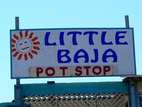 Photograph - Pot Stop by Jeff Lowe