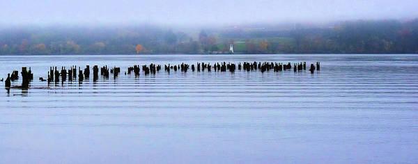 Photograph - Potomac Fog by JC Findley