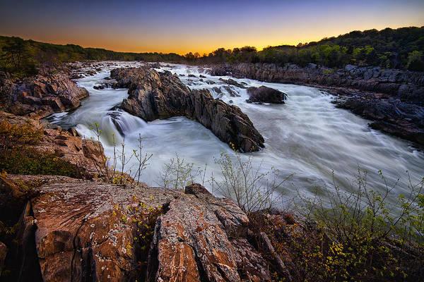 Photograph - Potomac Rush by Neil Shapiro