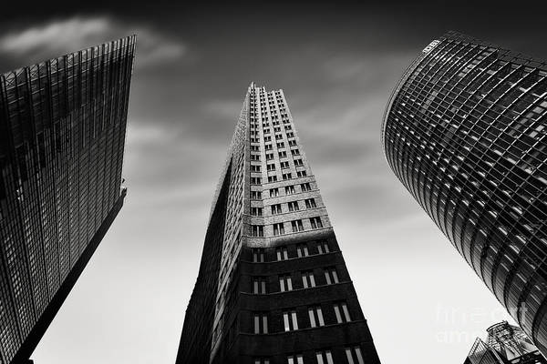 Deutschland Photograph - Potsdamer Platz 2 by Rod McLean