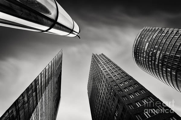 Deutschland Photograph - Potsdamer Platz 3 by Rod McLean