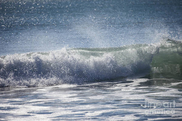 Wall Art - Photograph - Pounding Surf by Timothy Johnson