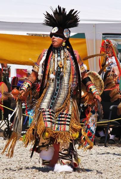 Photograph - Pow Wow Dancer by Al Fritz