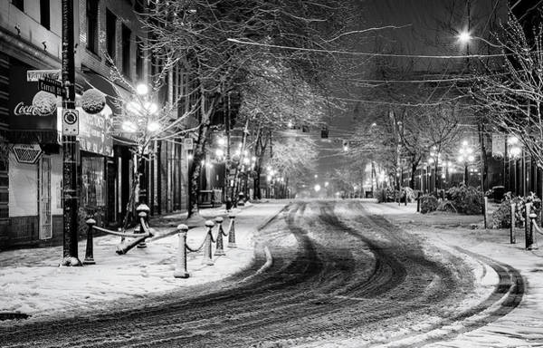 Photograph - Powell And Carrall Street In Gastown by Alexis Birkill