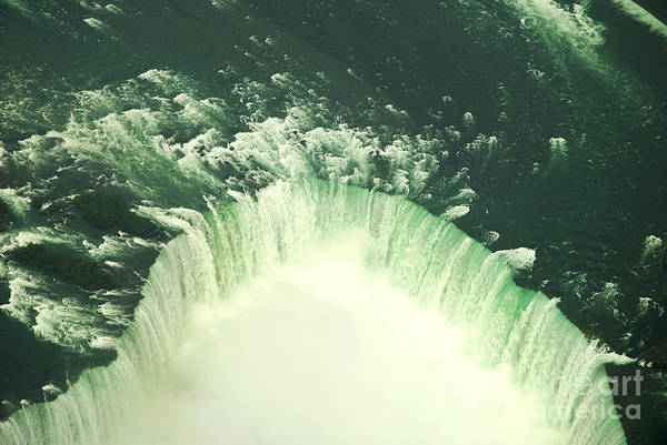 Photograph - Power Of The Falls by Brenda Kean