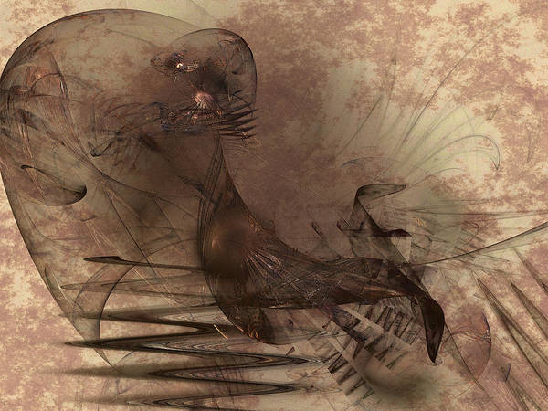 Digital Art - Powerless And Humble by Jeff Iverson