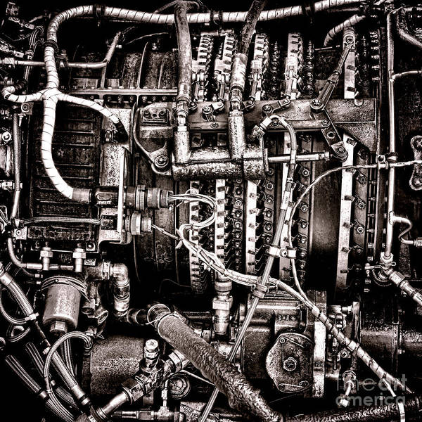 Wall Art - Photograph - Powerplant by Olivier Le Queinec