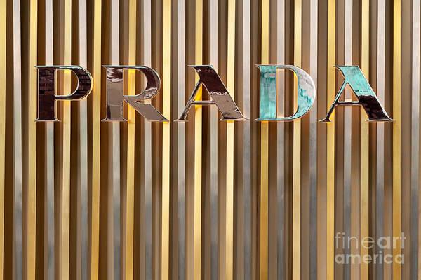 Rick Piper Photograph - Prada 01 by Rick Piper Photography