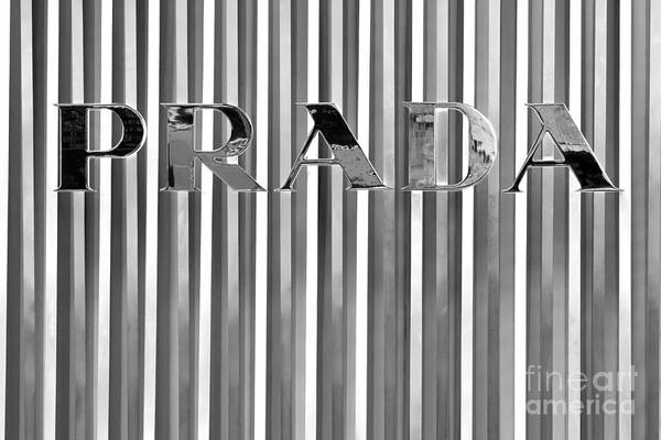 Prada 02 Art Print