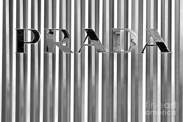 Rick Piper Photograph - Prada 02 by Rick Piper Photography