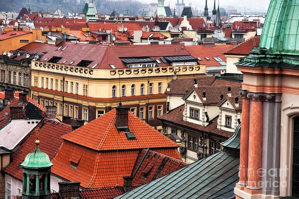 Wall Art - Photograph - Prague Color Spectrum  by John Rizzuto